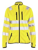 Hivis softshell Women